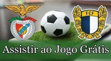Benfica Famalicão Assistir Grátis Online