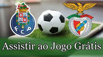 Porto Benfica Assistir Grátis Online