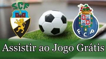 Farense Porto assistir ao jogo ao vivo grátis